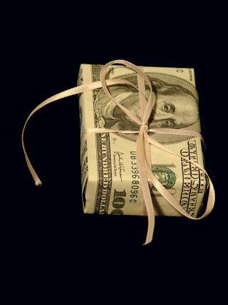 2013-04-01 Money gift