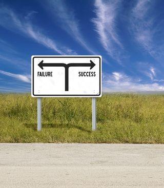 2013-08-16 Failure and Success Sign
