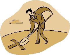 2015-01-16 Man digging