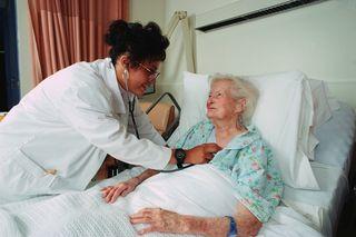 2013-06-07 female nurse and patient