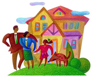 2013-07-12 Family outside home