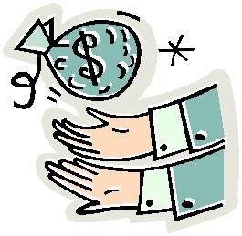 2013-05-10 Hands throwing money