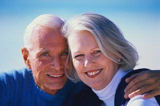 2013-03-18 Older Happy Couple